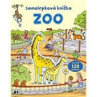ZOO: Samolepková knížka - Kniha