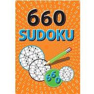 660 Sudoku - Kniha