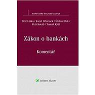 Zákon o bankách: Komentář - Kniha