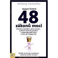 48 zákonů moci - Kniha
