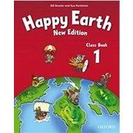 Happy Earth New Edition 1 Class Book - Kniha