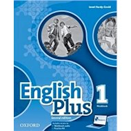 English Plus (2nd Edition) 1 Workbook with Access to Audio and Practice Kit - Kniha