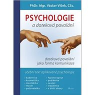 Psychologie a doteková povolání - Kniha