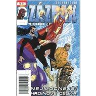 Dechberoucí zázrak Nejmocnější hrdinové: Blesk komiks 13 - Kniha