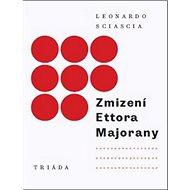 Zmizení Ettora Majorany - Kniha