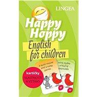 Happy Hoppy kartičky II: Vlastnosti a Vztahy - Kniha