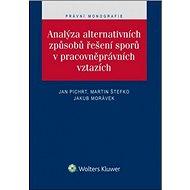 Analýza alternativních způsobů řešení sporů v pracovněprávních vztazích - Kniha