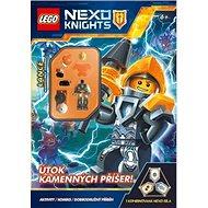 LEGO NEXO KNIGHTS Útok kamenných příšer!: Aktivity, komiks, dobrodružný příběh - Kniha