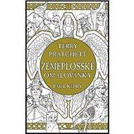 Terry Pratchett Zeměplošné omalovánky - Kniha