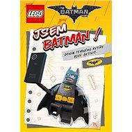 LEGO Batman Jsem Batman!: Deník Temného rytíře plný aktivit - Kniha