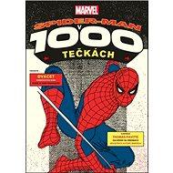 Marvel Spider-man v 1000 tečkách: Dvacet komiksových scén, které si sami nakreslíte - Kniha