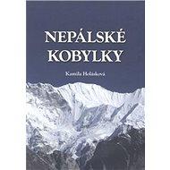 Nepálské kobylky - Kniha