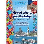 Hravé úkoly pro školáky 8-9 - Kniha
