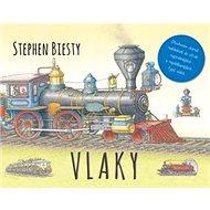 Vlaky - Kniha