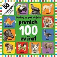 Podívej se pod okénko Prvních 100 zvířat - Kniha