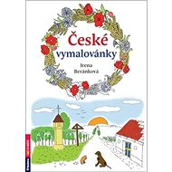 České vymalovánky - Kniha