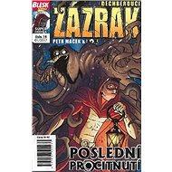 Dechberoucí zázrak Poslední procitnutí: Blesk komiks 14 - Kniha