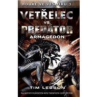 Vetřelec vs. Predátor: Armagedon - Kniha