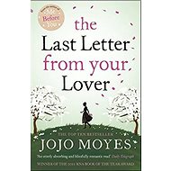 The Last Letter from Your Lover - Kniha