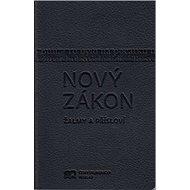 Nový zákon Žalmy a Přísloví - Kniha