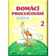 Domácí procvičování čeština 2 - Kniha