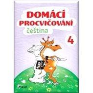 Domácí procvičování čeština 4 - Kniha