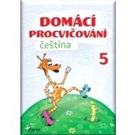Domácí procvičování čeština 5 - Kniha