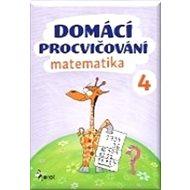 Domácí procvičování matematika 4 - Kniha