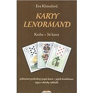 Karty Lenormand: Kniha + 36 karet - Kniha