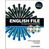 English File Third Edition Pre-intermediate Multipack B - Kniha