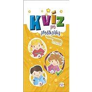 Kvíz pro předškoláky - Kniha