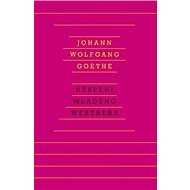 Utrpení mladého Werthera - Kniha