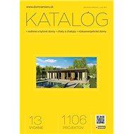 Katalóg 2017 ročník 1106 projektov: Rodinné a bytové domy, chaty a chalupy, nízkoenergetické domy - Kniha
