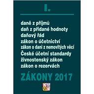 Zákony 2017 I.: Daně z příjmu... - Kniha