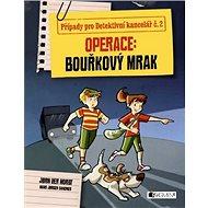Operace Bouřkový mrak: Případy pro Detektivní kancelář č. 2 - Kniha