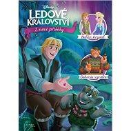 Ledové království Dva nové příběhy: Buldin krystal a Oakenův vynález - Kniha