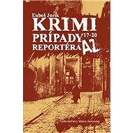Krimi prípady reportéra AZ 17 - 20 - Kniha