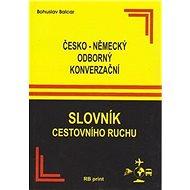 Česko-německý odborný konverzační slovník - Kniha