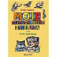 Moja najmilovanejšie zvieratá - Kniha