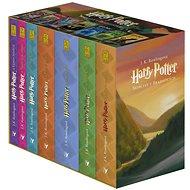 Harry Potter Sedm let v Bradavicích 1-7 BOX - Kniha