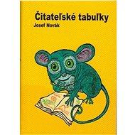 Čitateľské tabuľky - Kniha