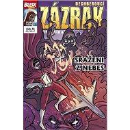 Dechberoucí zázrak Sraženi z nebes: Blesk komiks 15 - Kniha