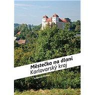 Městečka na dlani Karlovarský kraj - Kniha