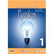 Fyzika Pracovný zošit pre 8. ročník 1 - Kniha
