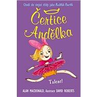 Čertice Andělka Talent! - Kniha