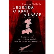 Legenda o krvi a lásce - Kniha