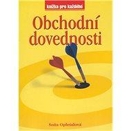 Obchodní dovednosti - Kniha