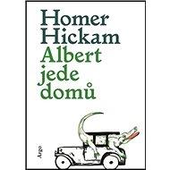 Albert jede domů - Kniha