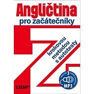 Angličtina pro začátečníky krokovou metodou,3.vyd.+1CD-MP3 - Kniha