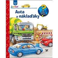Auta a náklaďáky - Kniha